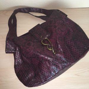 Jessica Simpson Purple Handbag